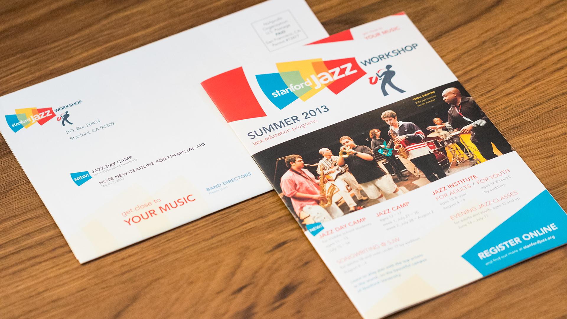 Print – Workshop Mailer