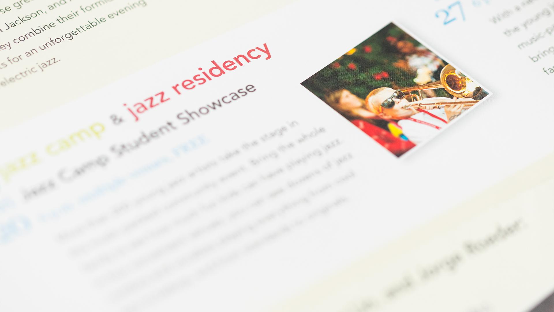 Print – Festival Mailer – Poster Side (SJW Showcase Close-Up)
