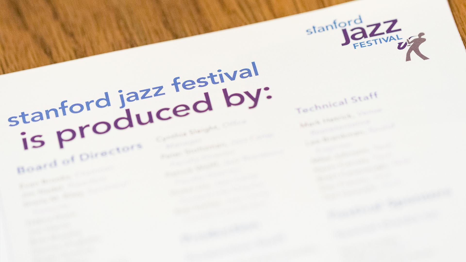 Print – Festival Program – Pages 3-4 (Credits Close-Up)