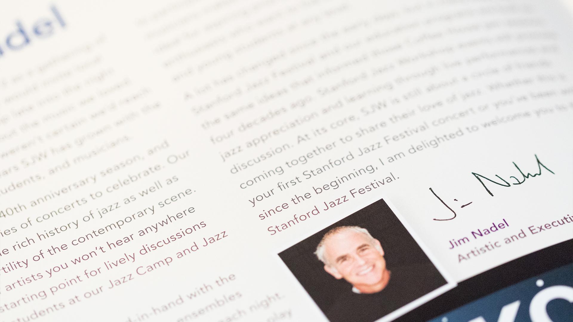 Print – Festival Program – Pages 1-2 (Jim Nadel Close-Up)