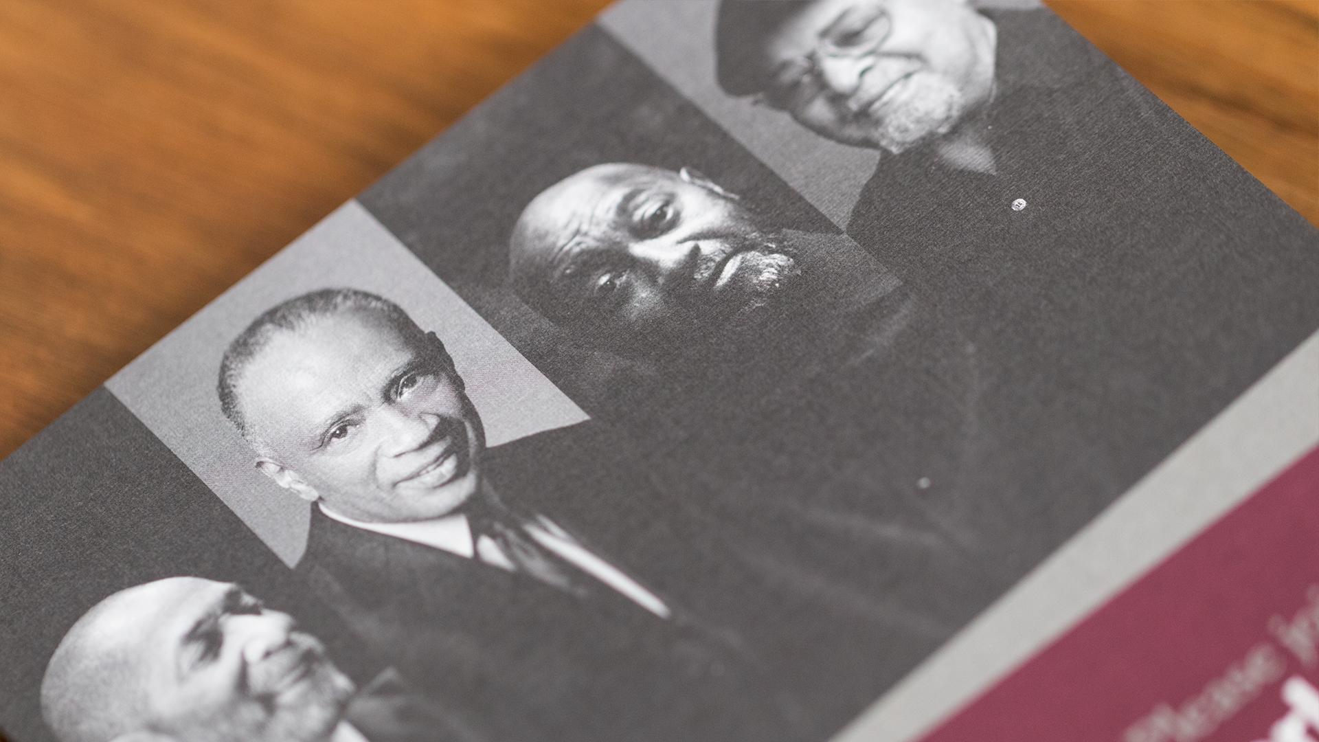 Print – Invitation Packet – Invite Cover (Artist Photos Close-Up)