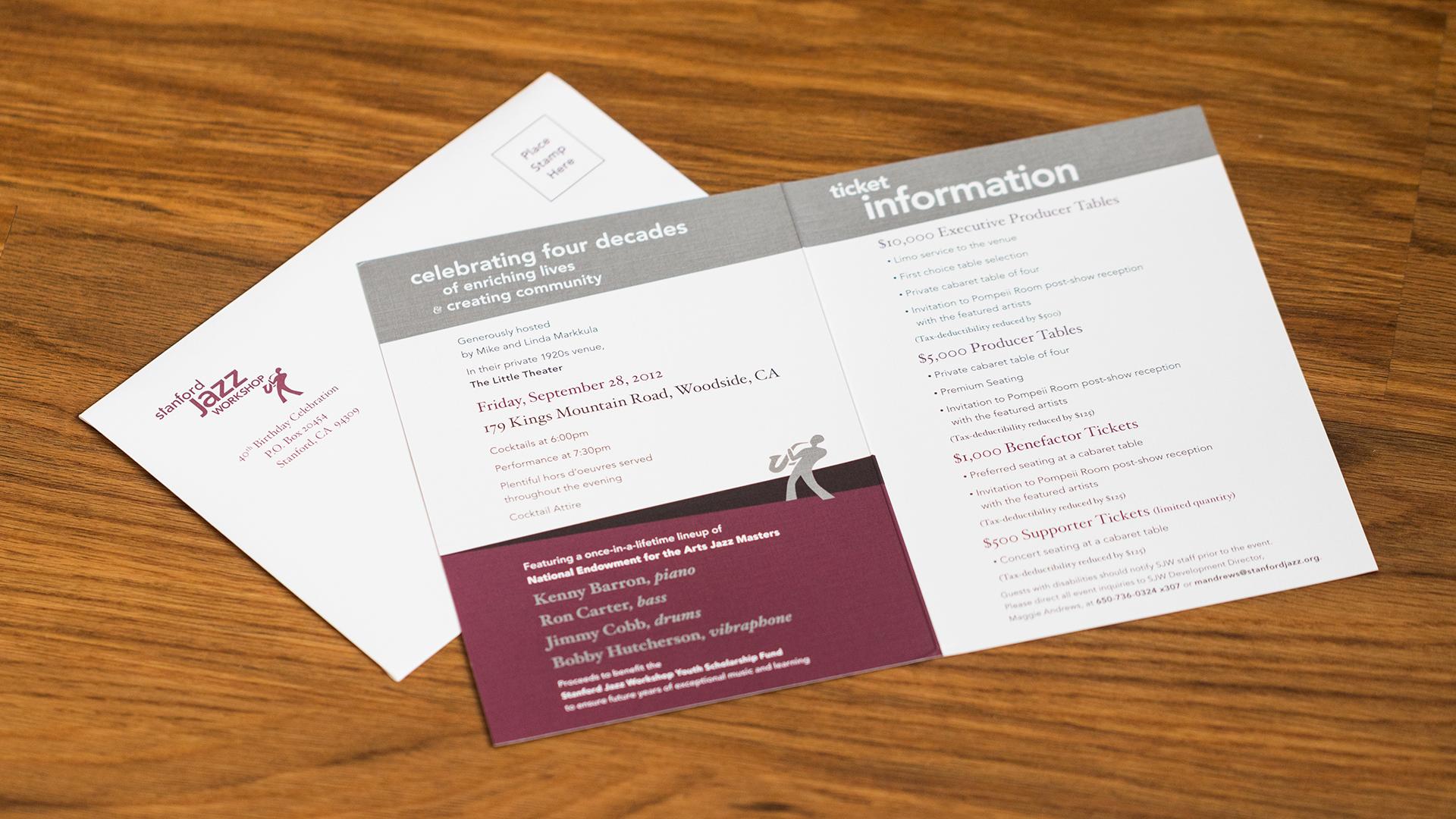 Print – Invitation Packet – Invite Details