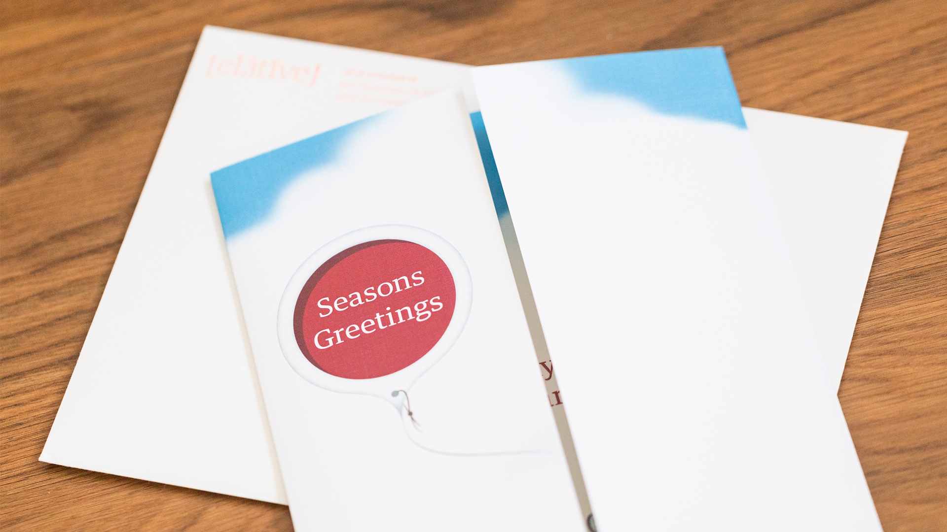 Print – Holiday Card – Front