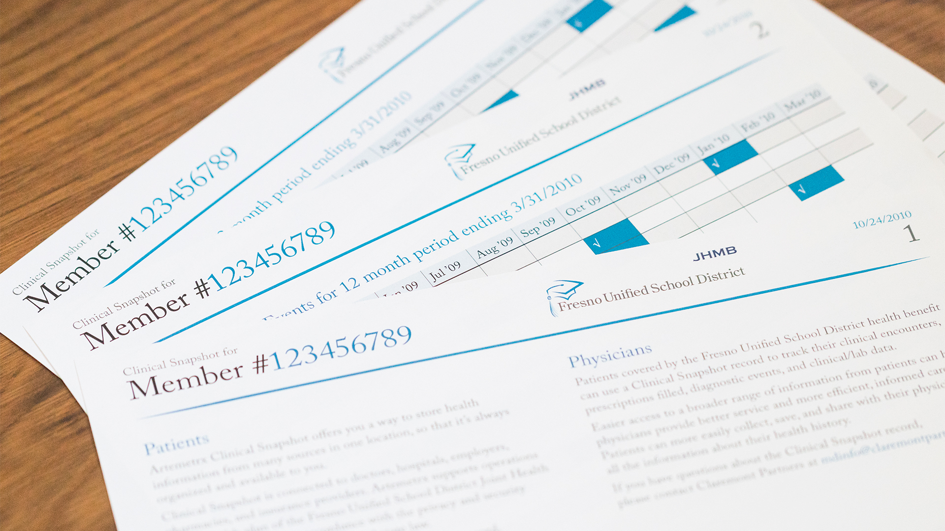Print – Health Report Template – All