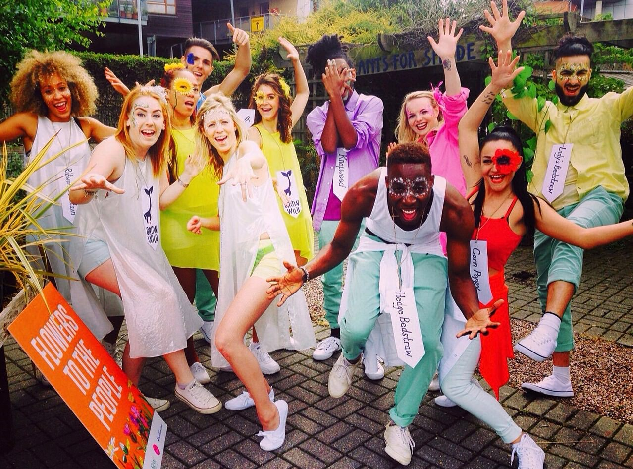 Promotional Flash Mobs