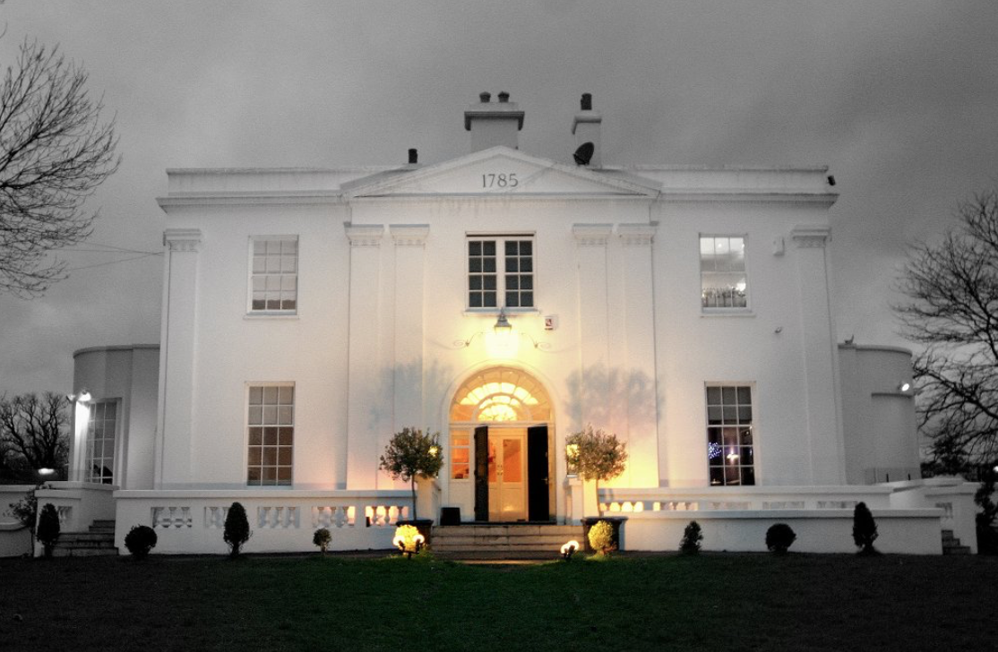 One of the amazing Mansion venues