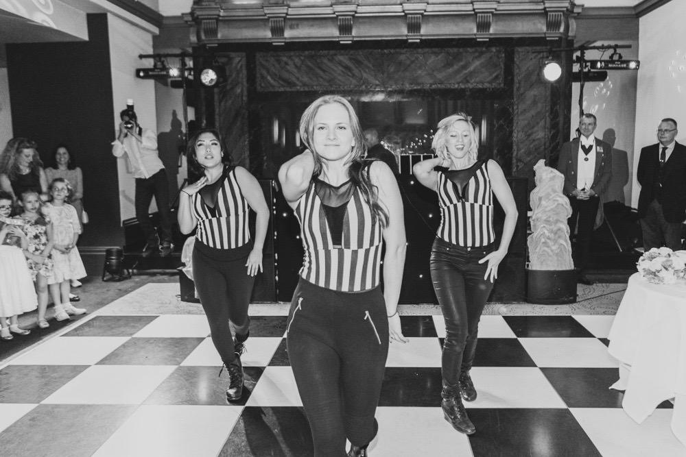 Dancing Waiters