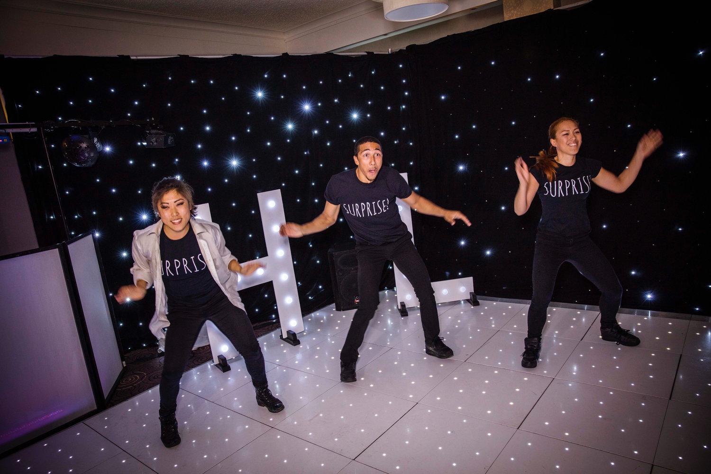 Hire Dancing Waiters — Flash Mobs & Singing Waiters | London