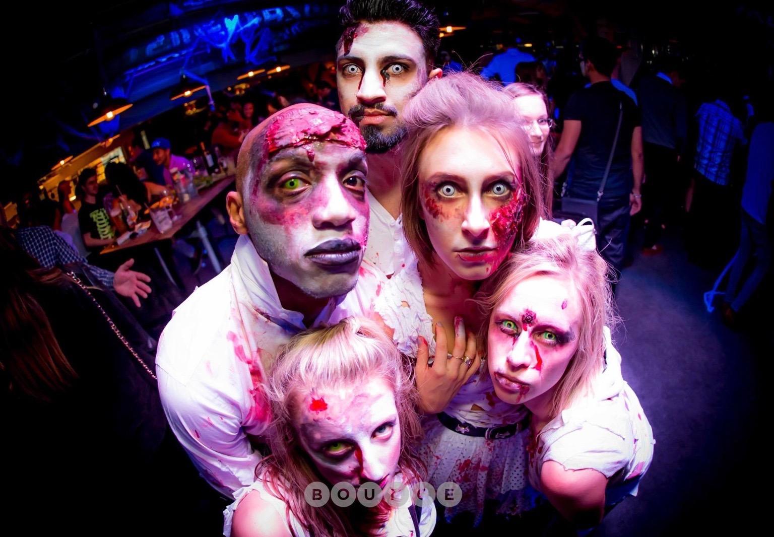 Halloween Flash Mobs
