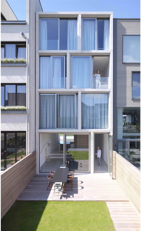 Copy of Quay House IJburg - Studio PROTOTYPE - Amsterdam - 2019