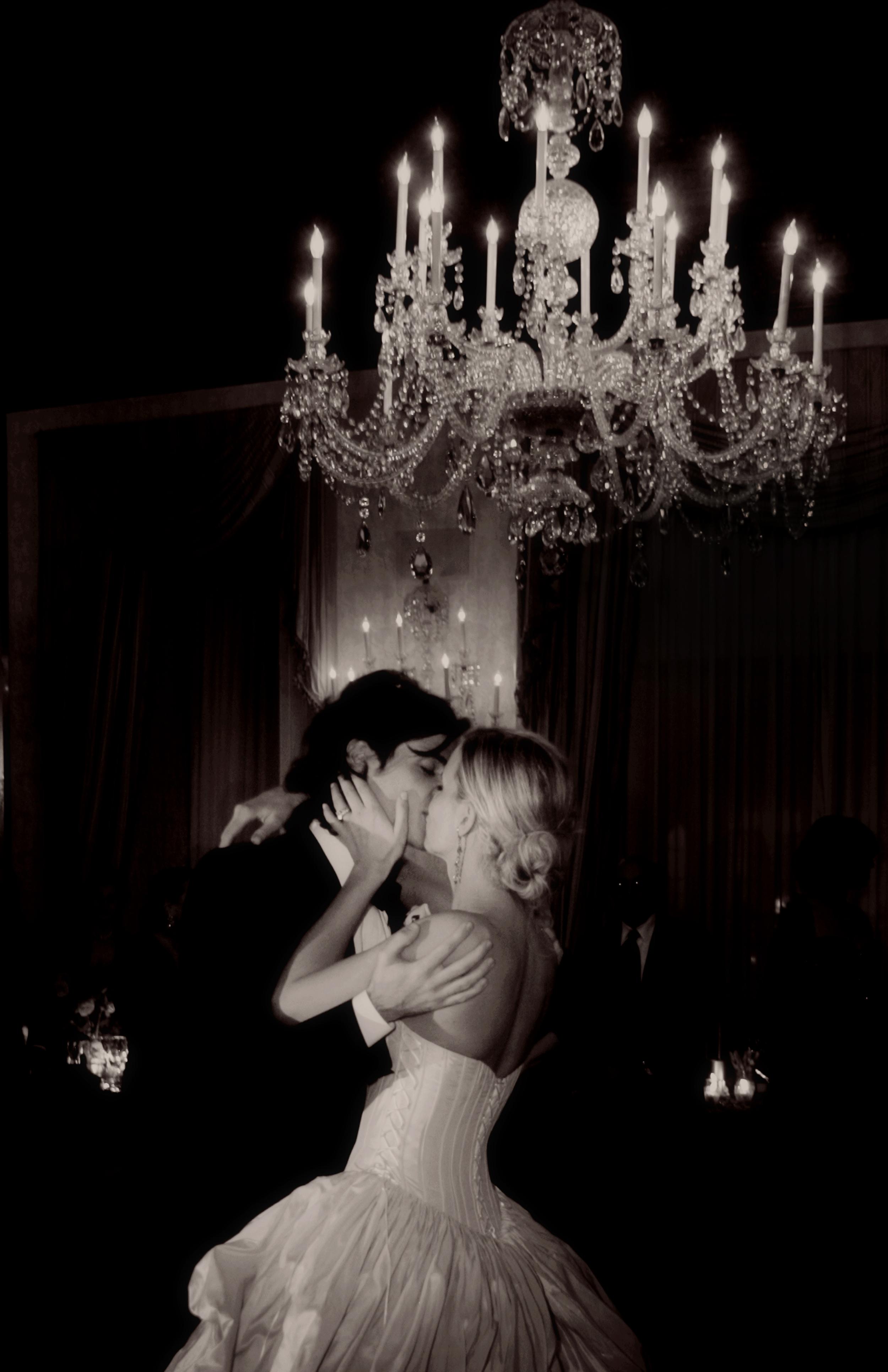 ROMANCE ON THE DANCE FLOOR