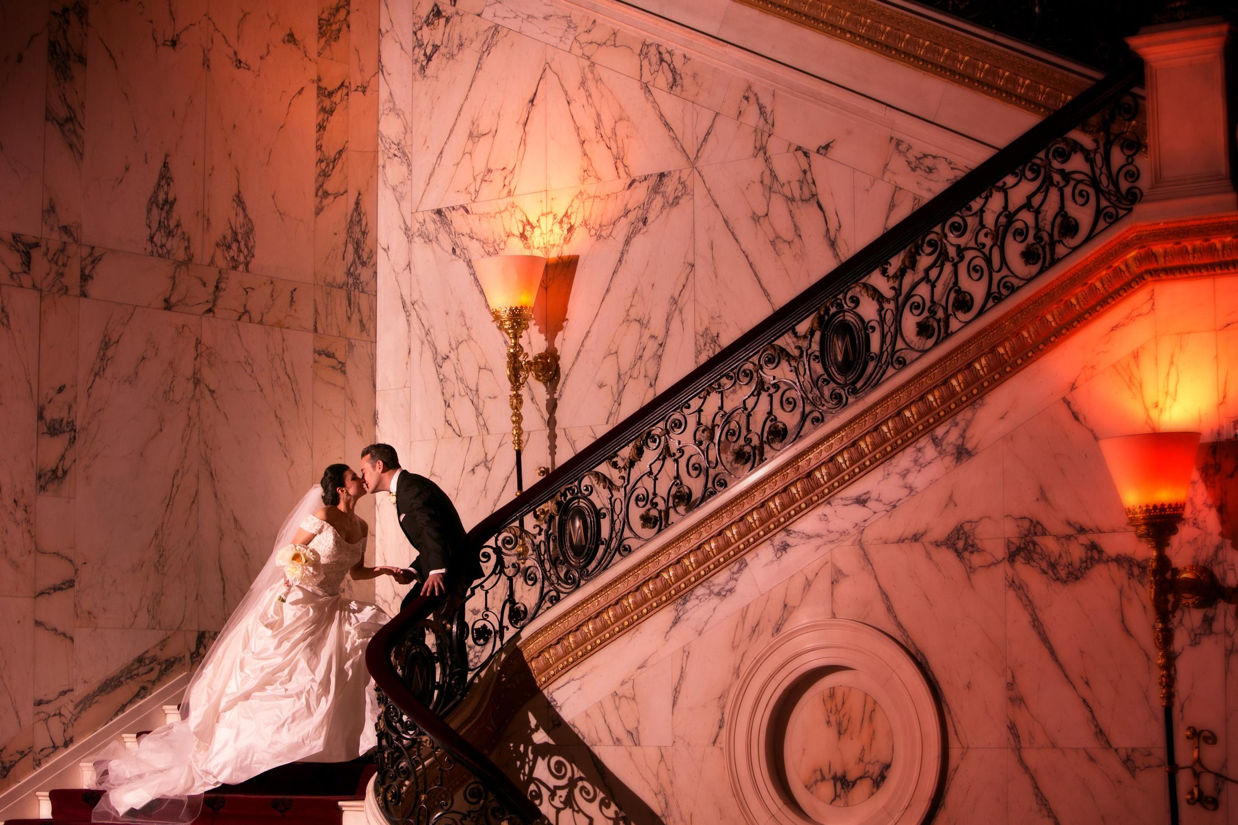 METROPOLITAN CLUB WEDDING NYC