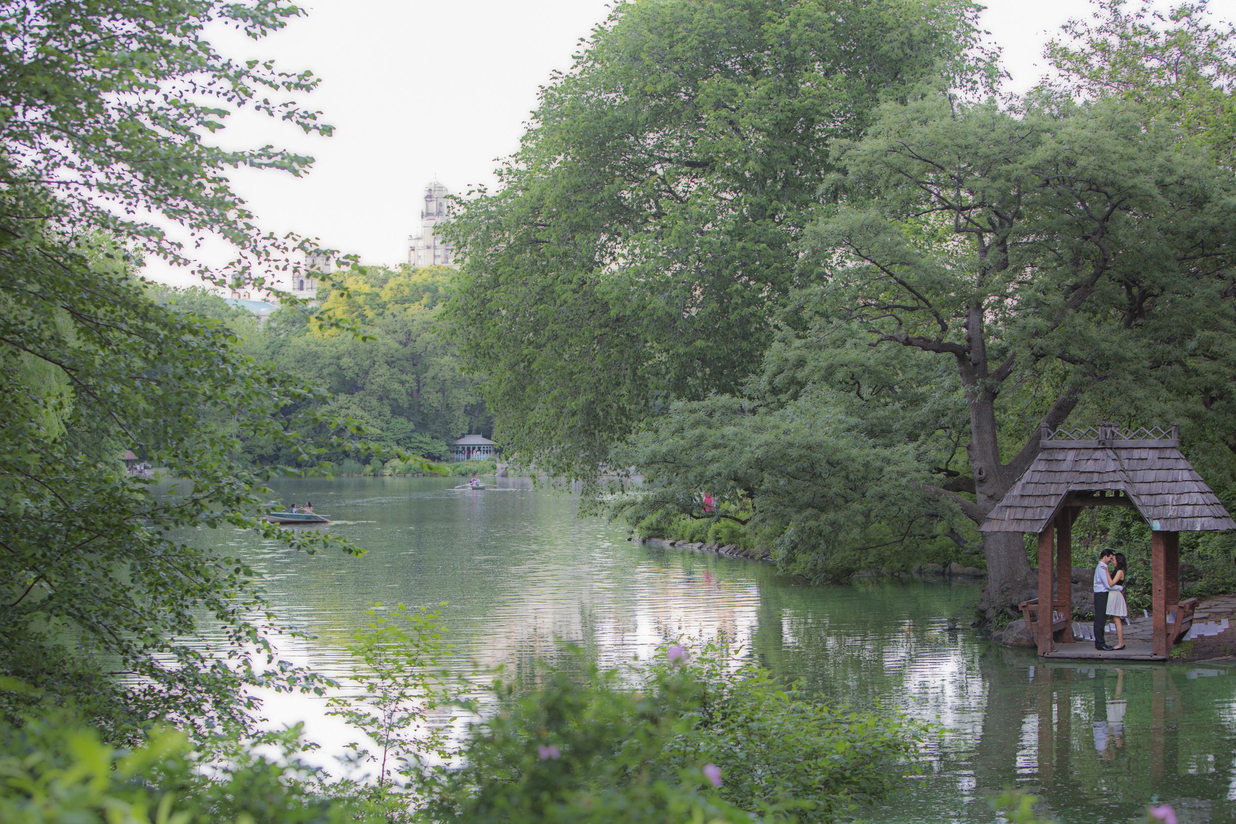 CENTRAL PARK LAKES