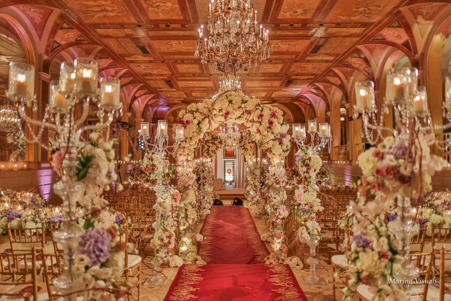 Plaza Hotel NYC Wedding Ceremony