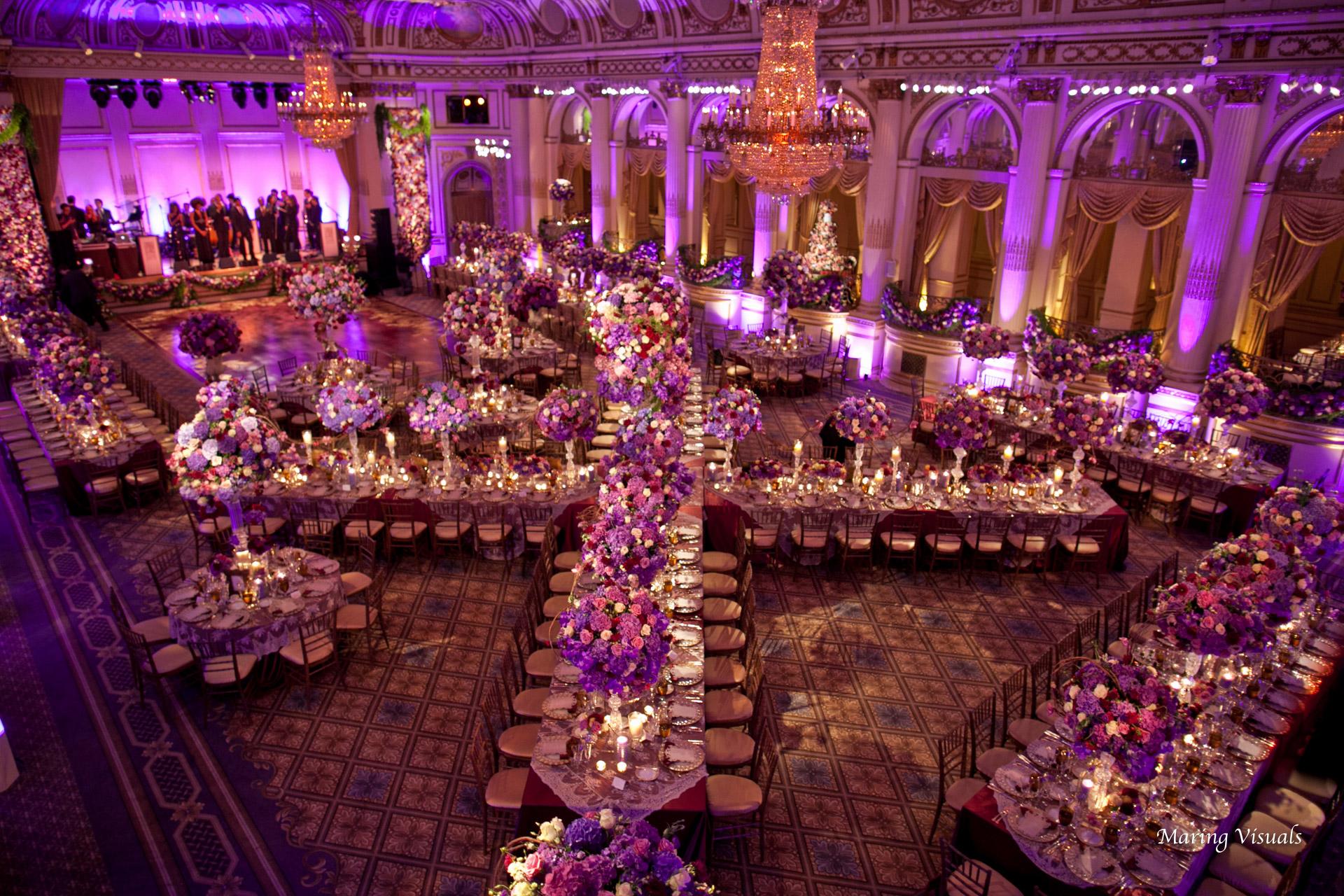 Wedding at The Plaza Hotel NYC