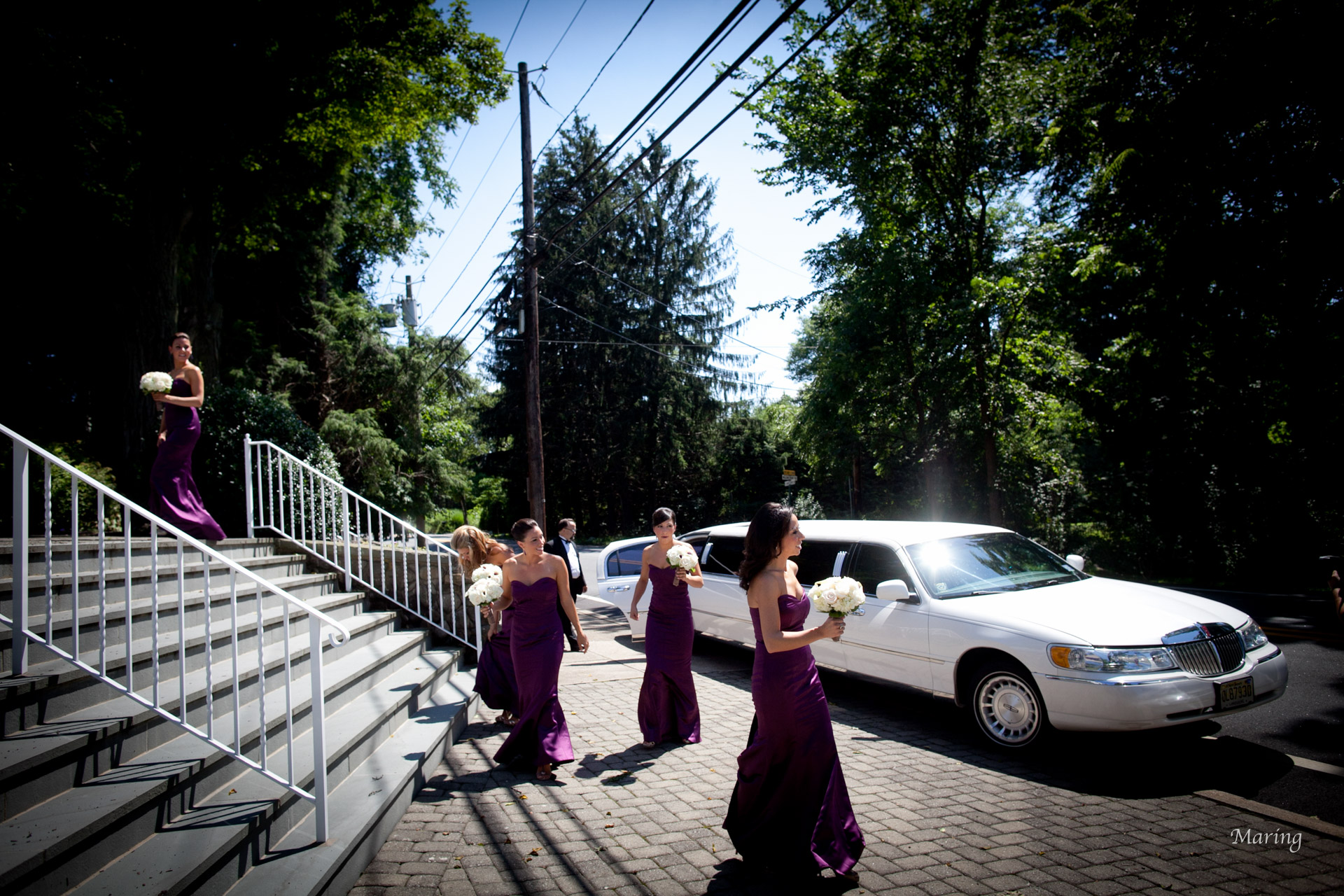 Wedding at Pleasantdale Chateau by NYC Wedding Photographers Maring Visuals