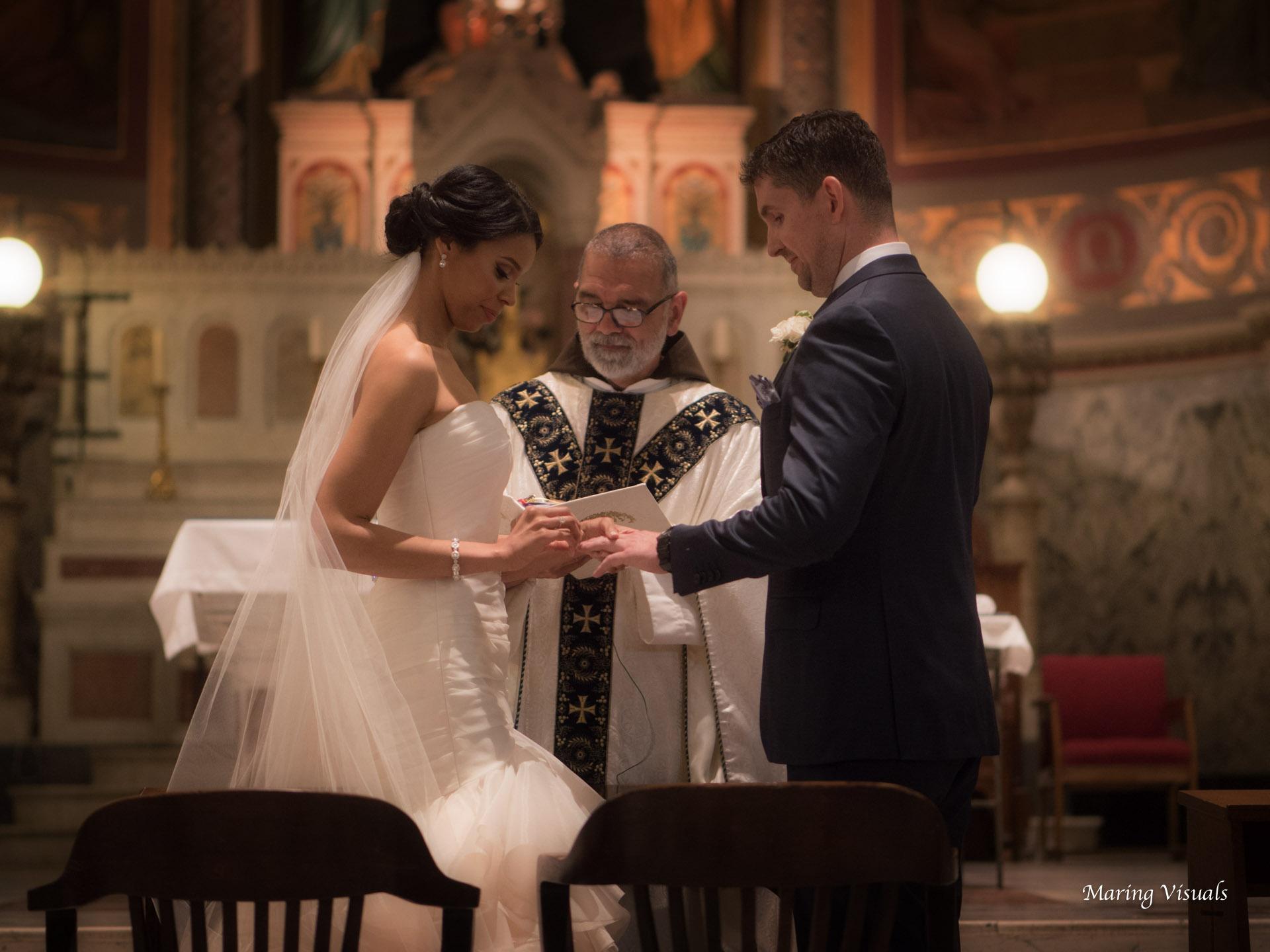 Photos by NYC Wedding Photographers Maring Visuals