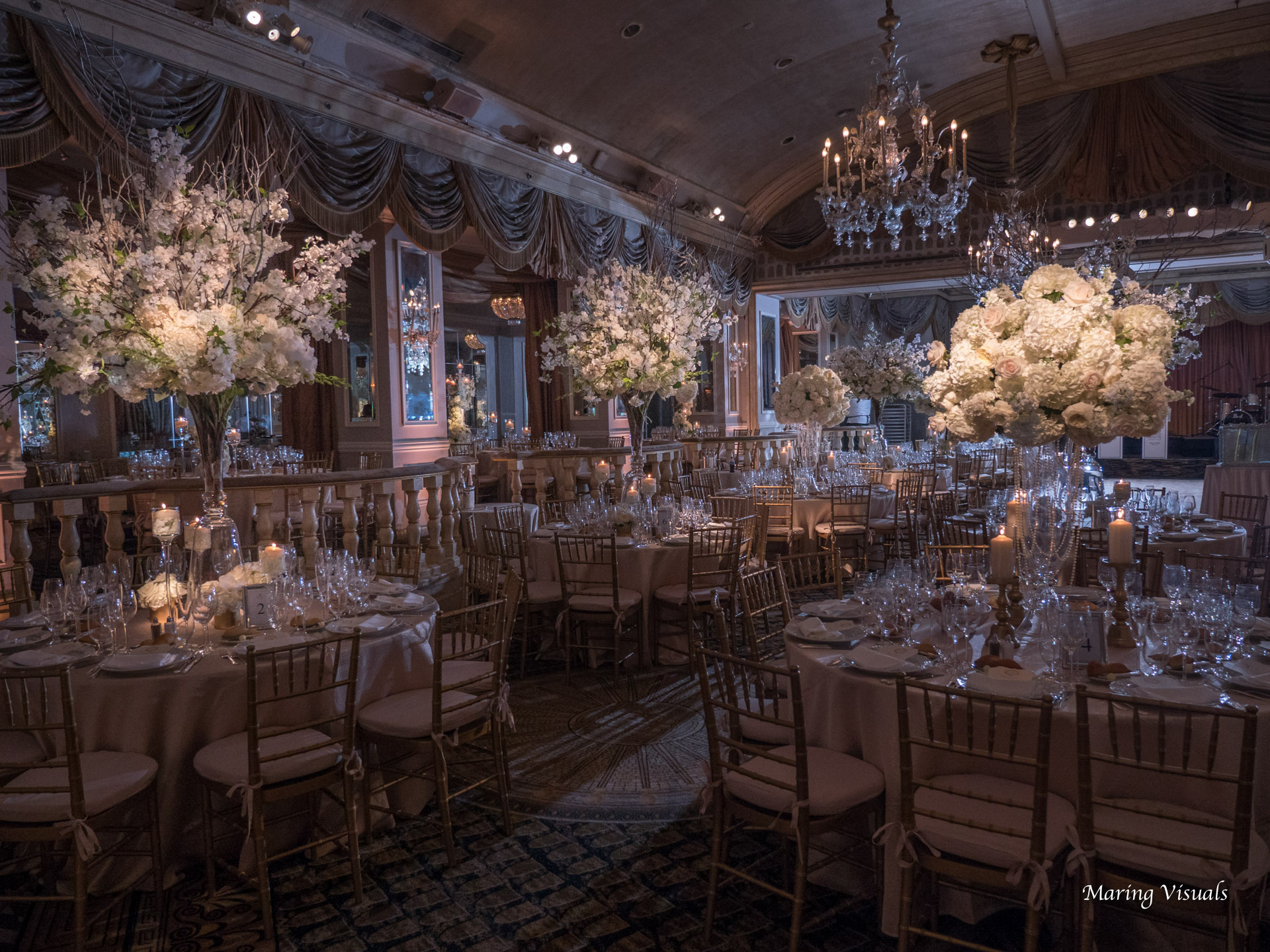Pierre Hotel Wedding Ballroom
