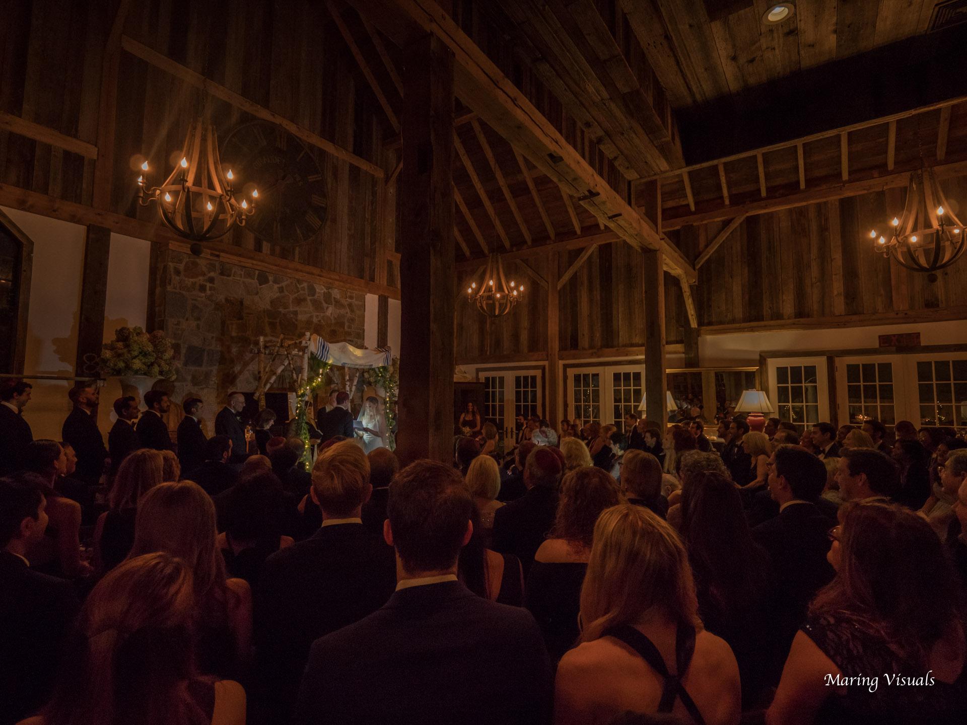 Lion Rock Farm Wedding Ceremony