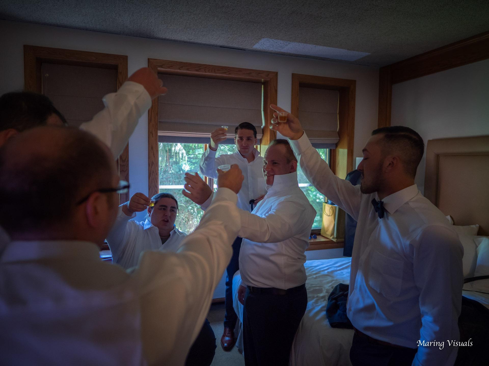 Wedding at Lakota Oaks