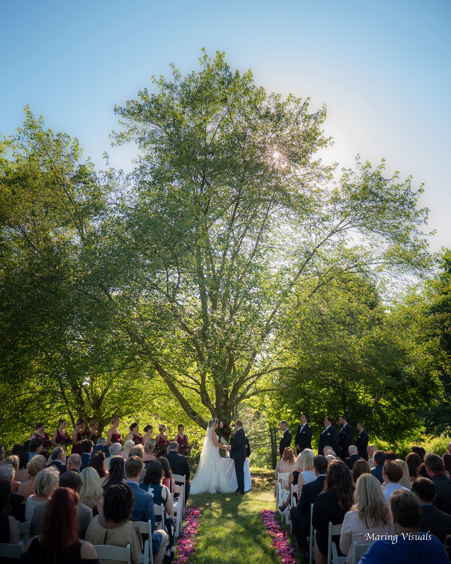 Lakota Oaks Wedding