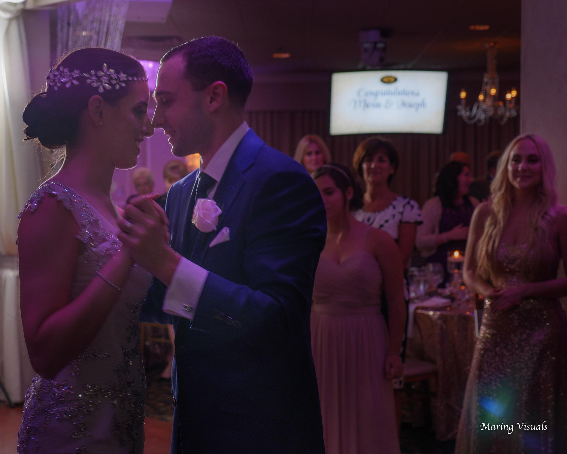 Anthony's Ocean View Wedding