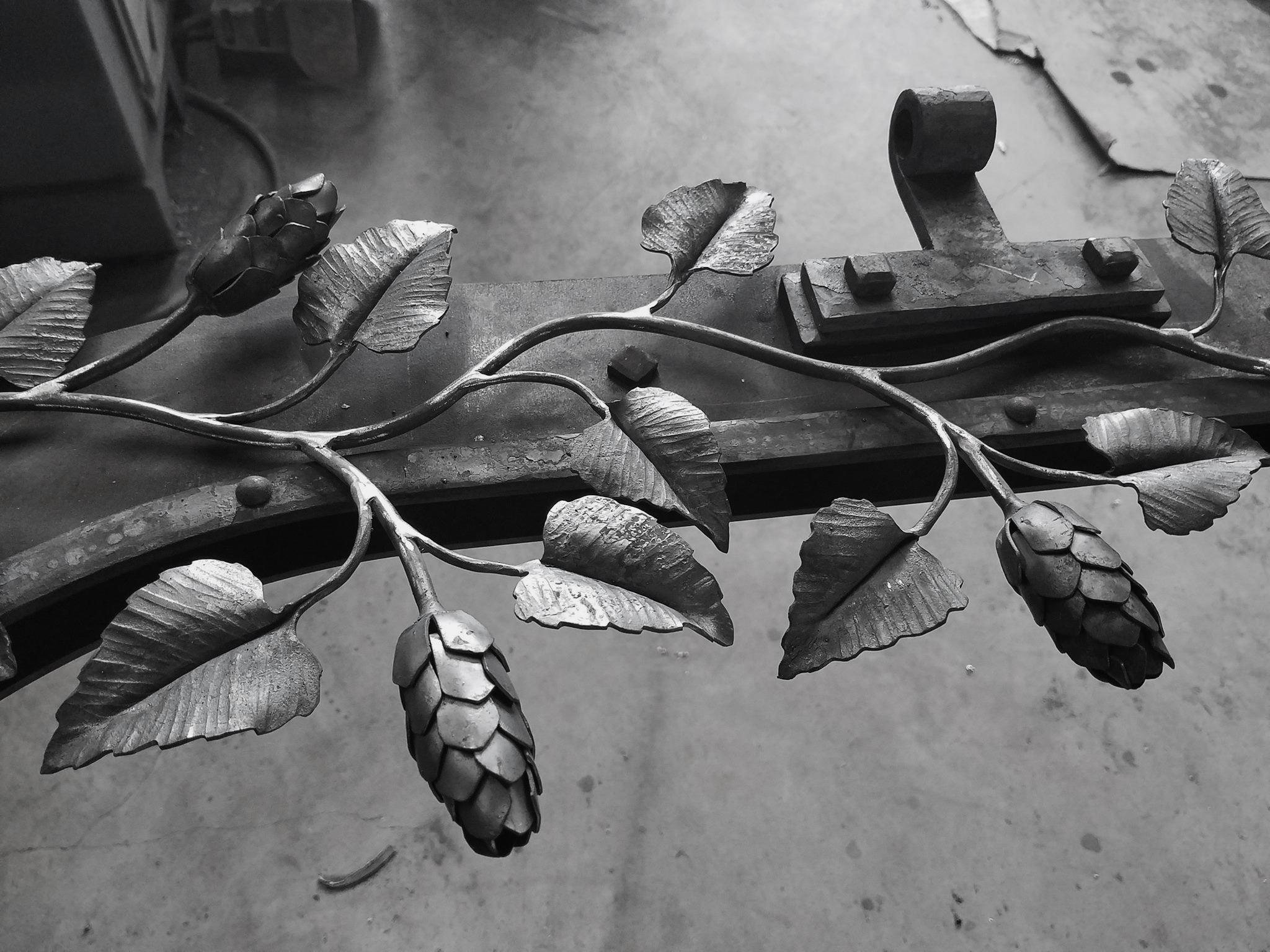 Forging hops
