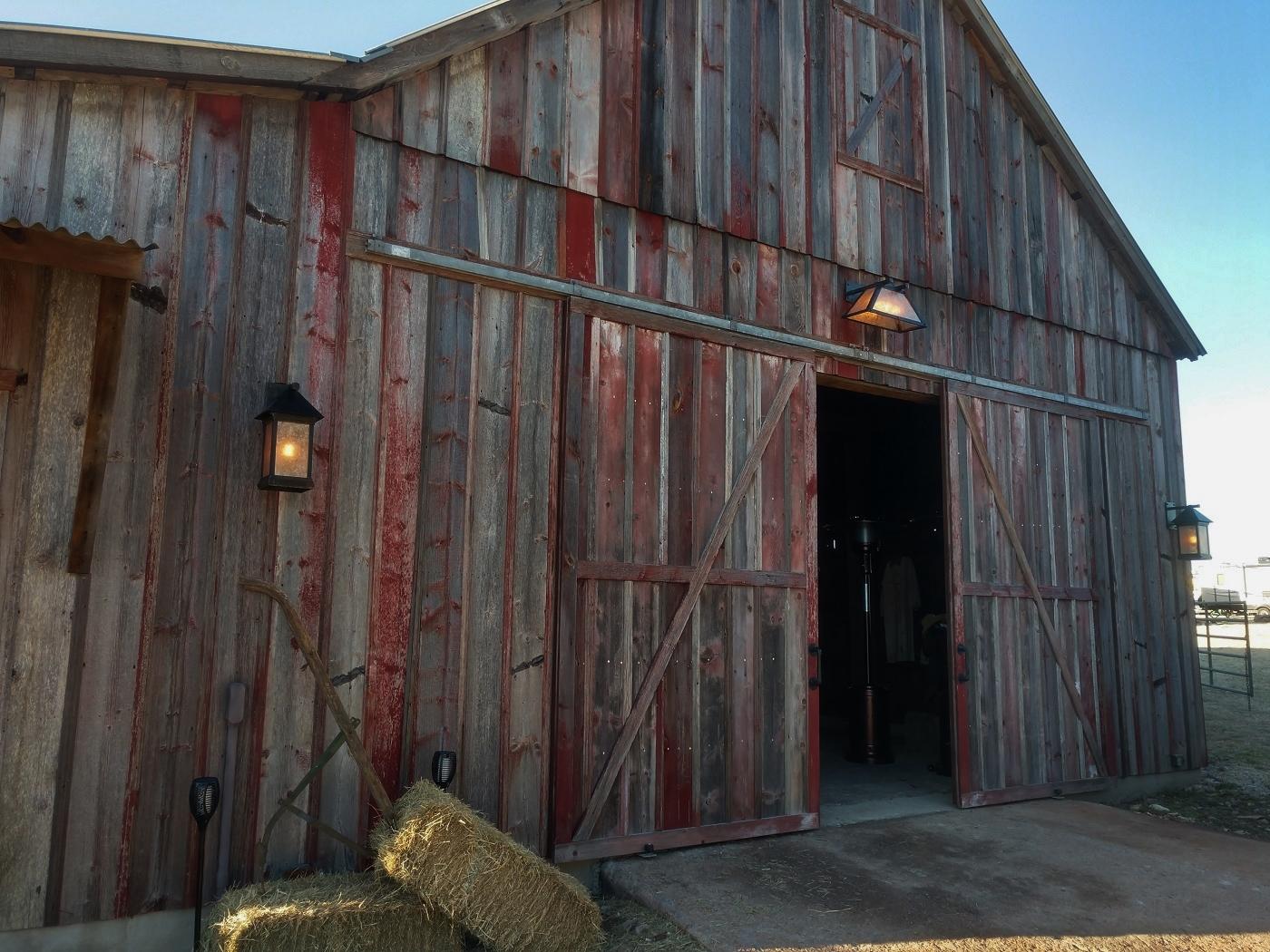 Barn Lighting Exterior