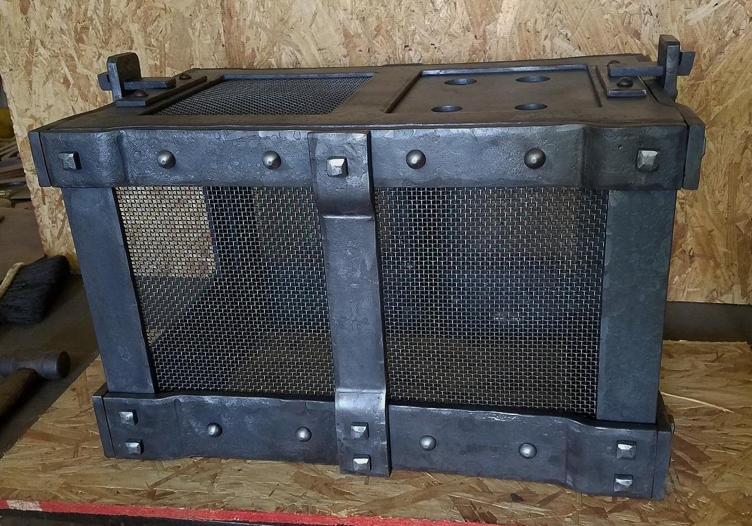 Custom Amplifier Box