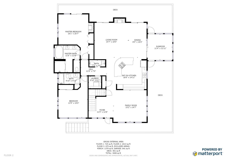 Matterport 3d Tour Floor Plans Alcove Media Real Estate Photography