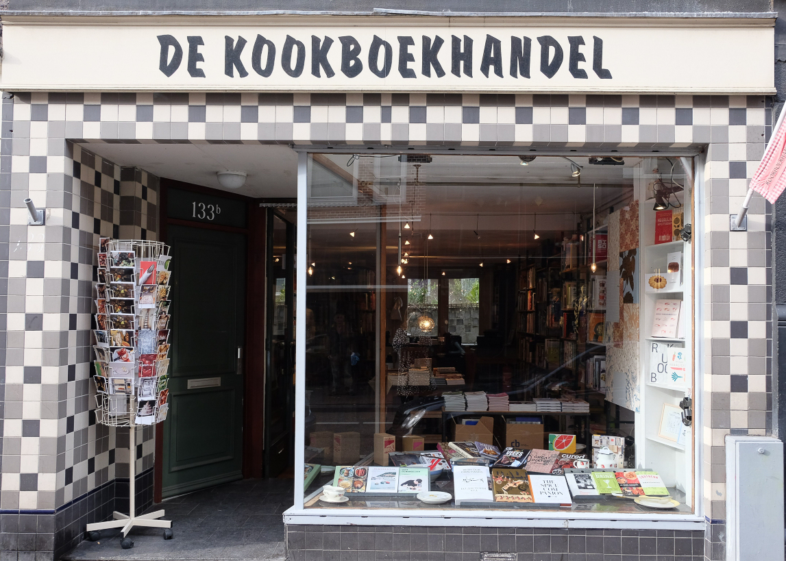 De Kookboekhandel
