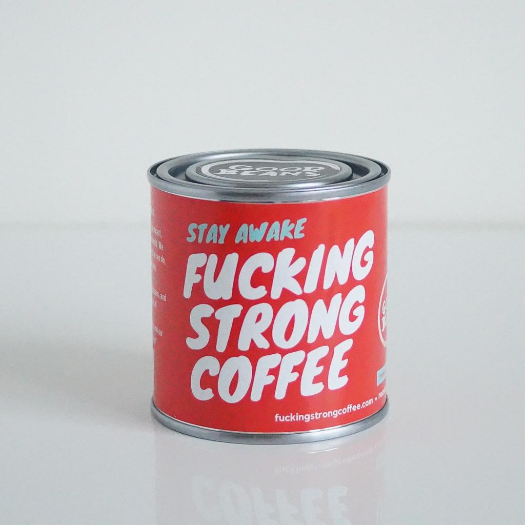 Kein Kommentar mehr nötig. Geilster Kaffee aus Amsterdam mit spitzen Design.