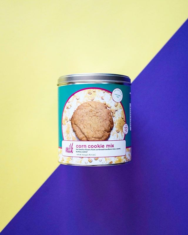 It's time for a baking session soon to try this little girl a try. #newyork #souvenir #milkbar #baking #chefstable #christinatosi #netflix #foodblogger #recipe #cookies #corncookies #berlinfoodie - @christinatosi @netflixde @chefstablenetflix @milkbarstore