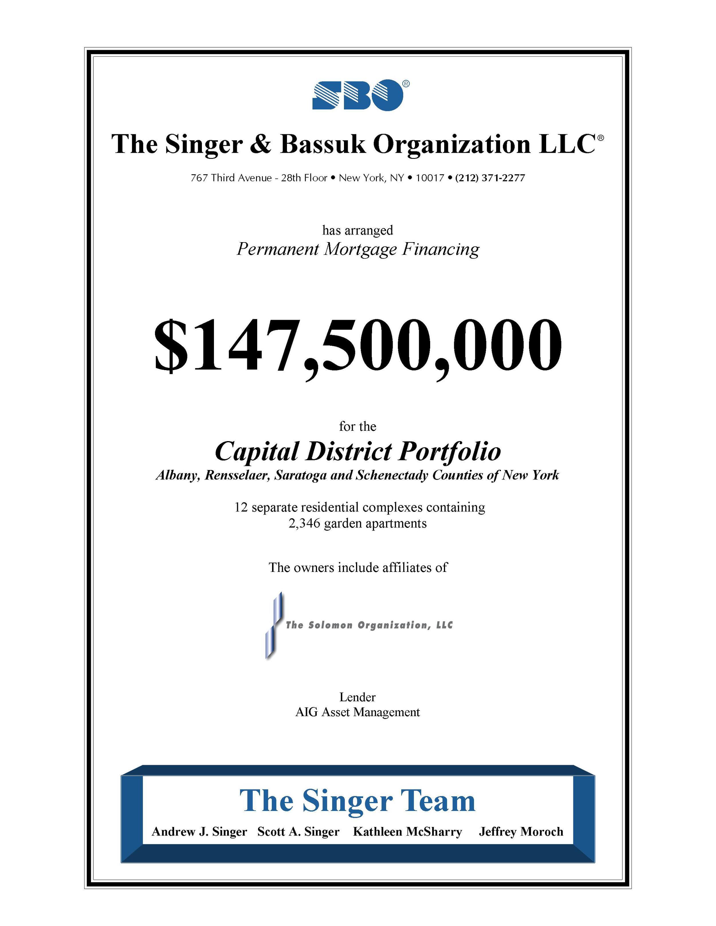 Capital District Portfolio with logo - 2012 refi tombstone Singer Team version 6.jpg