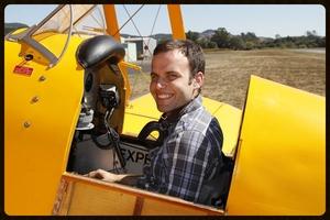 Travis Morton   Sales Engineer/Pilot  Sonoma, CA