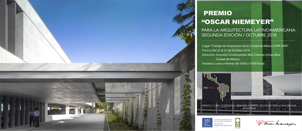 Puma Energy El Salvador HQ, finalist at the 2nd edition of the Oscar Niemeyer Award 2018 for LatAm Architecture