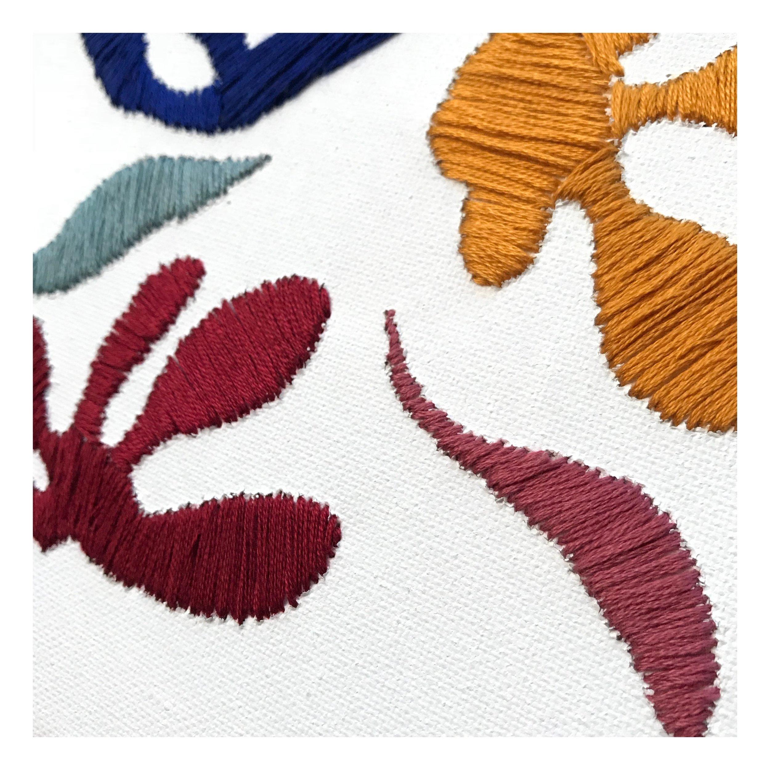 Detail of work | series IV
