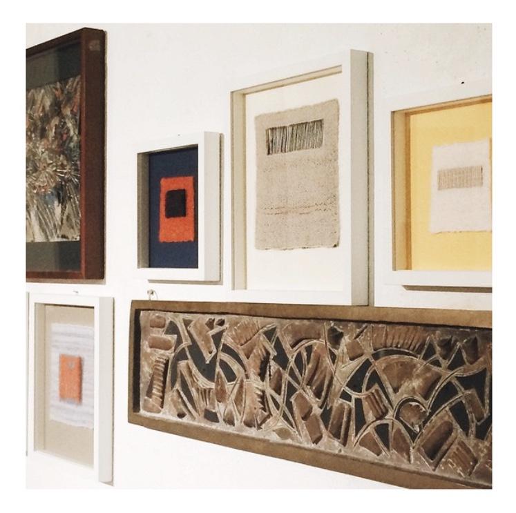 Exhibition at Centro Studi dell'Opera di Umberto Mastroianni, Rome | series I