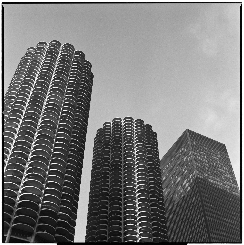 Marina Towers With IBM