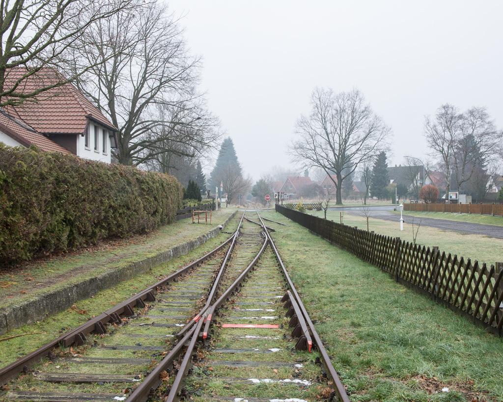 Tarmstadt Train Station