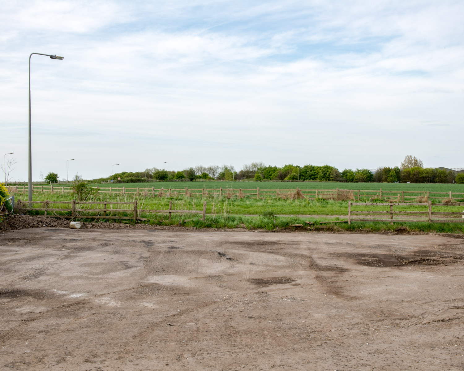 Runway 258 North, Elsham Wolds, Lincolnshire 2015