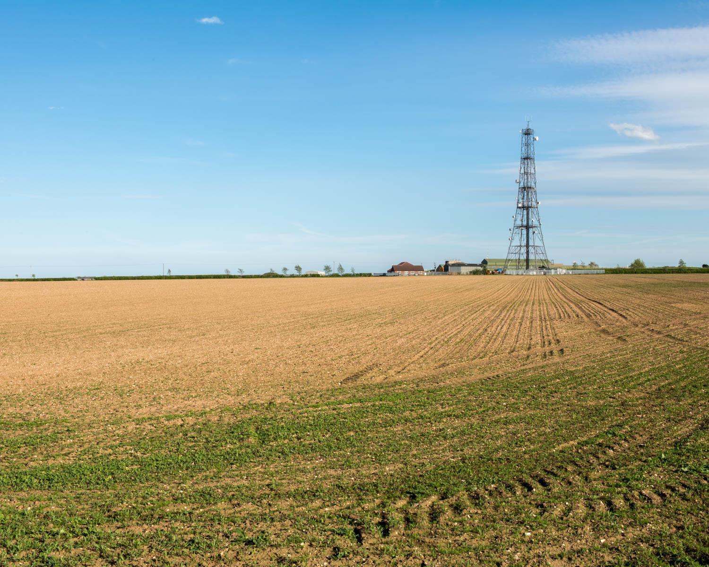 Hardstandings, Elsham Wolds, Lincolnshire 2015