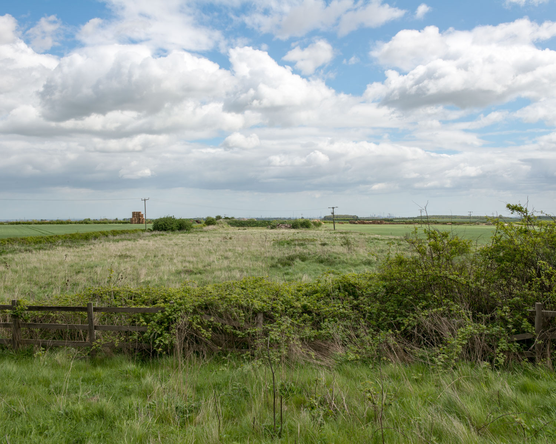 Runway 198 East, Elsham Wolds, Lincolnshire 2015
