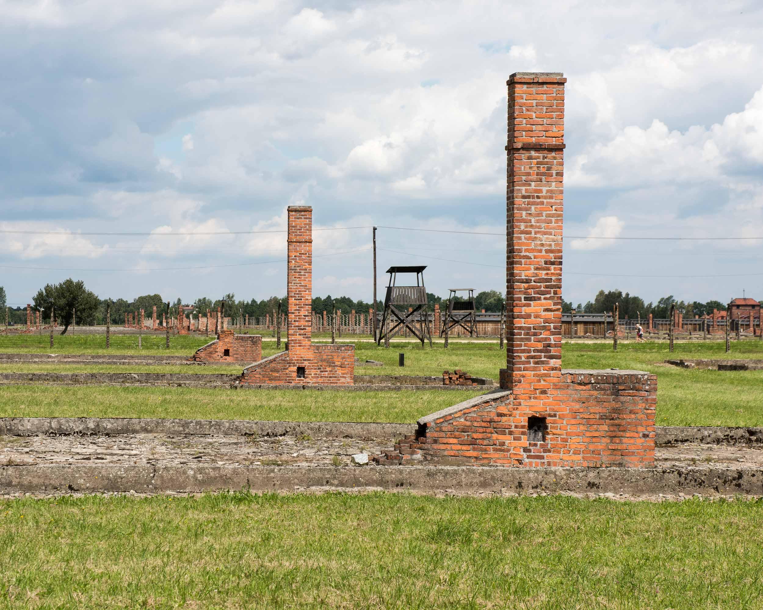 Barrack Ruins