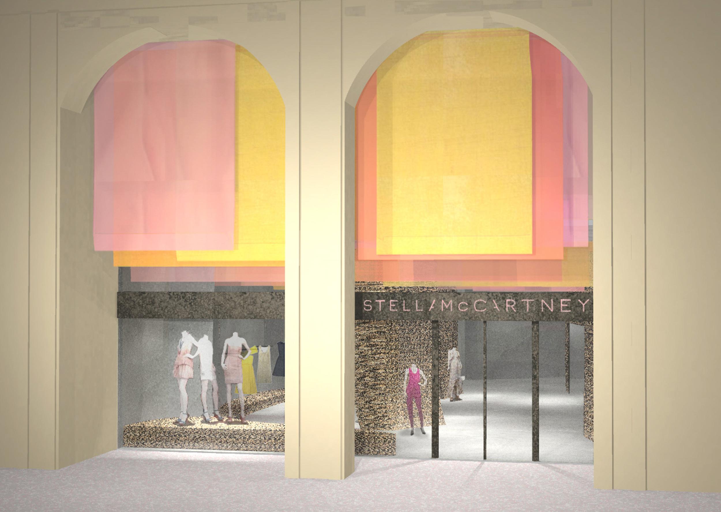 Stella McCartney Render Store Window.jpg