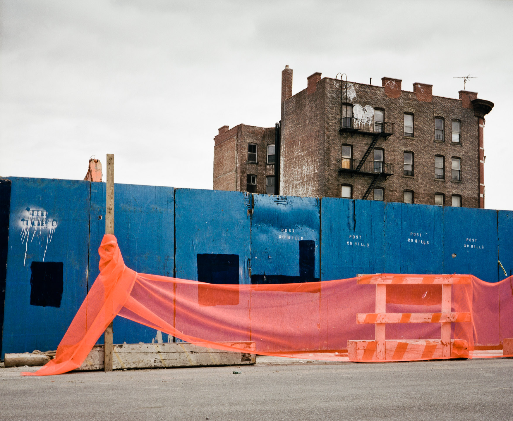 Before the 2nd Citi Building, Long Island City, New York, 2005