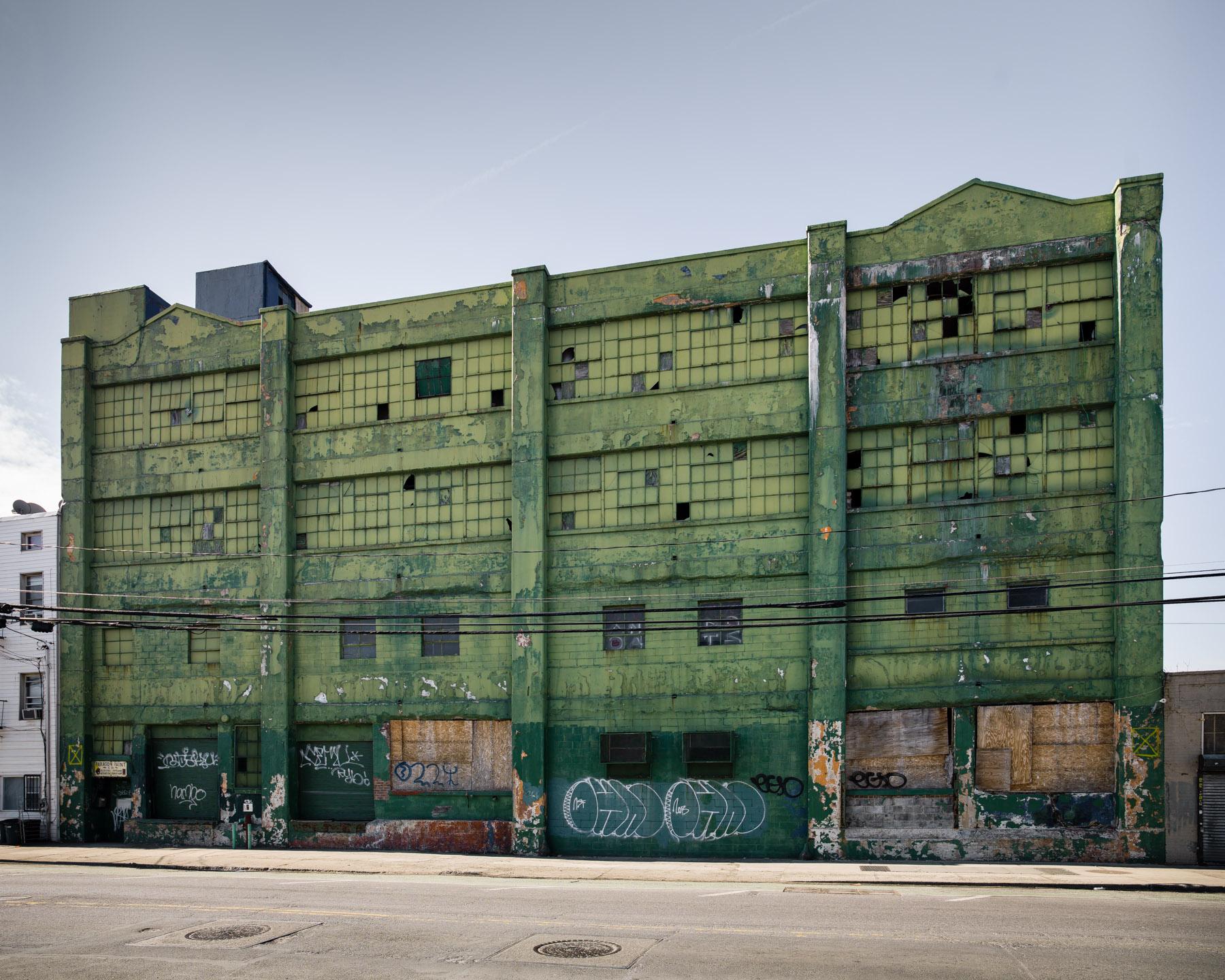 Vernon Blvd, Long Island City, New York, 2014
