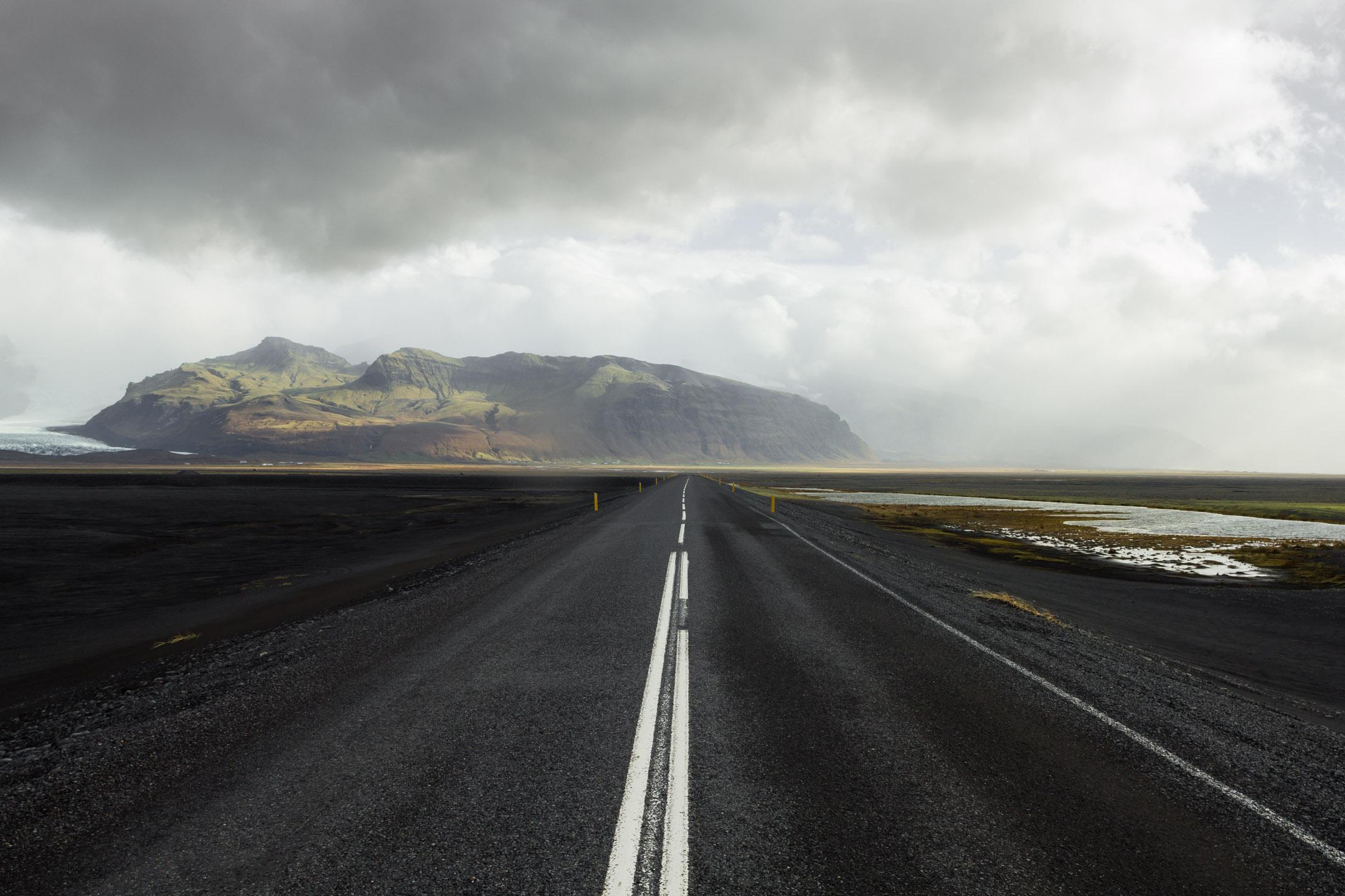 Road to Skaftafell, 2010