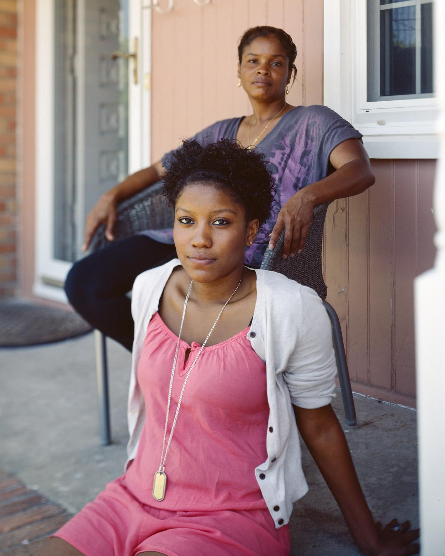 Daina and Vivian, Virginia Beach