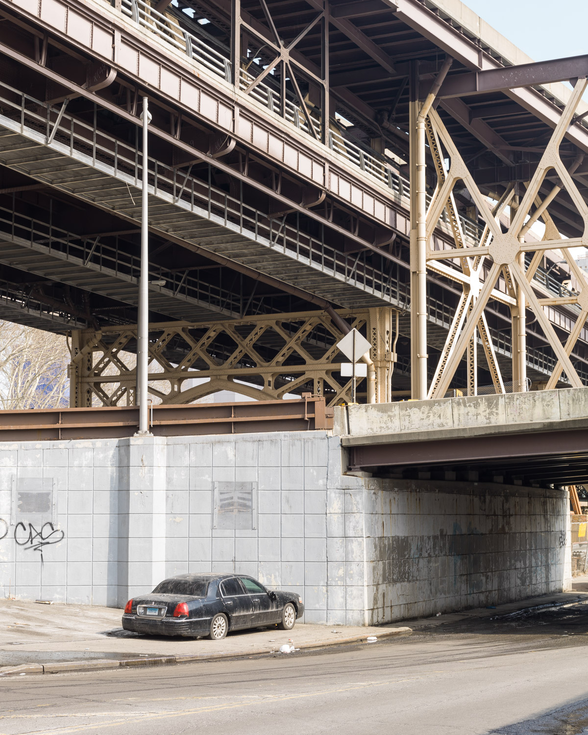 Queens Plaza South, New York, 2015